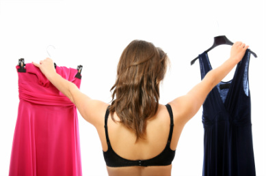 Help you choose clothes for your body shape